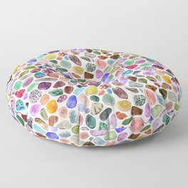 Rock Collection Floor Pillow