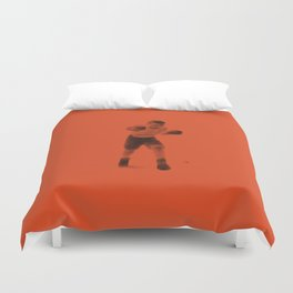 The Boxer Duvet Cover