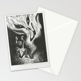 Summoning the Devil Stationery Cards