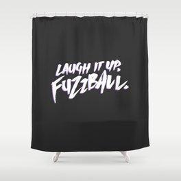 Laugh It Up Shower Curtain