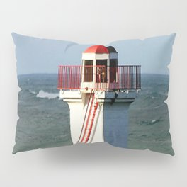 Lady Bay Lower Lighthouse  Pillow Sham