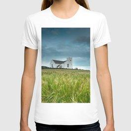 Ballintoy Church, Ireland,Northern Ireland T-shirt