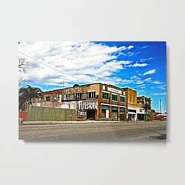 Art Foundry Metal Print