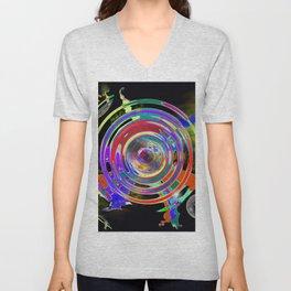 Color Birth Unisex V-Neck