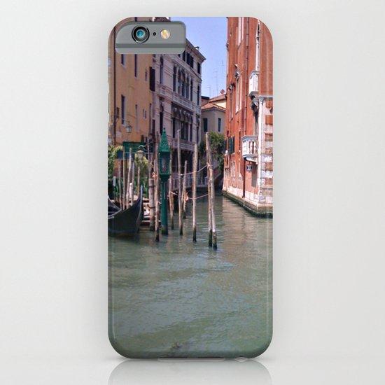 When Venezia Sleeps. iPhone & iPod Case