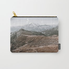 The Mountains V / Dolomites, Italy Carry-All Pouch