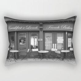 French Bakery Rectangular Pillow