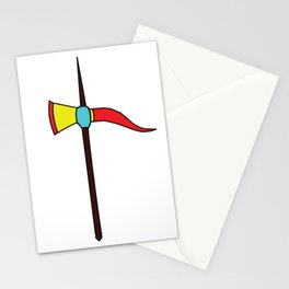 Axe Stationery Cards