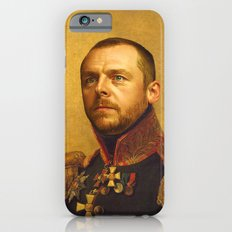 Simon Pegg - replaceface Slim Case iPhone 6