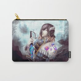 Bloodstained Miriam Carry-All Pouch