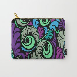 Floral Pattern - 1 Carry-All Pouch