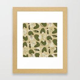 Krafla Framed Art Print
