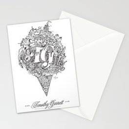 TG - Cone Stationery Cards