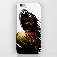 body iPhone & iPod Skins featuring Body by Lyndi May