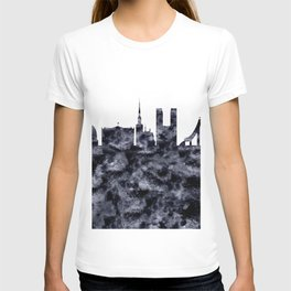 Oslo Skyline Norway T-shirt