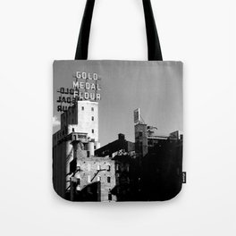 Gold Medal Flour, Minneapolis Tote Bag