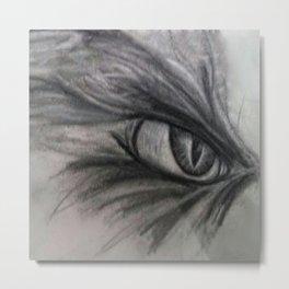 Spirit eye Metal Print