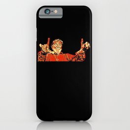 Lula Free iPhone Case
