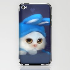 Team Bunny iPhone & iPod Skin