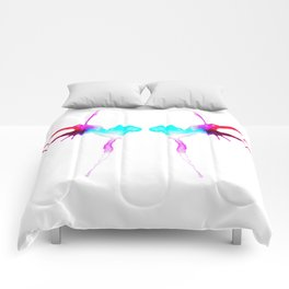 Birds of a Feather Snipe Together Comforters