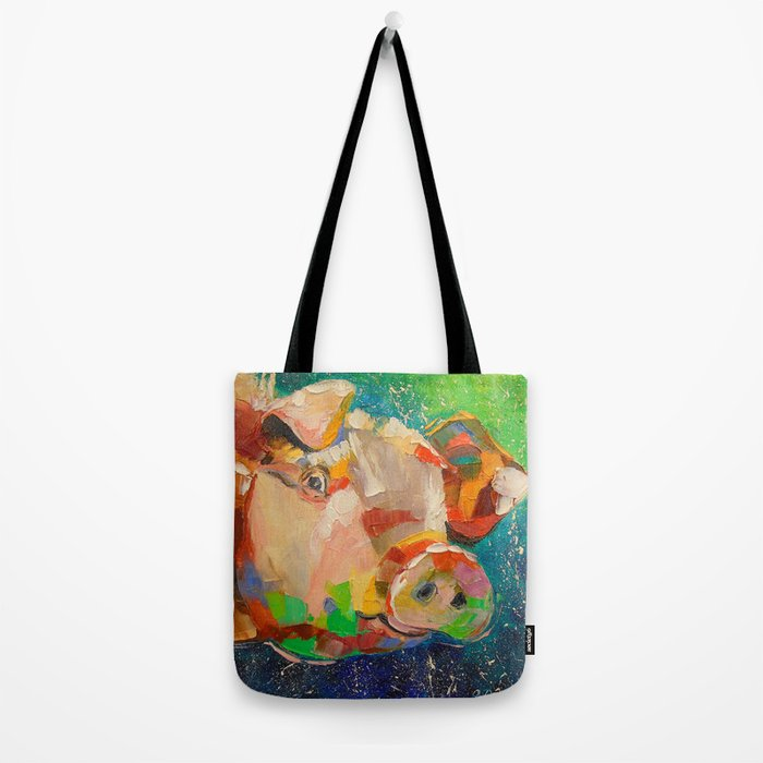 Mumps Tote Bag