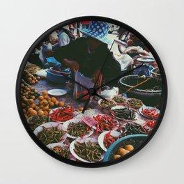 Thai Markets  Wall Clock