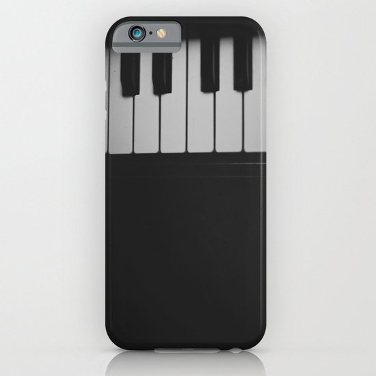 Piano Keys II ANALOG ZINE iPhone & iPod Case