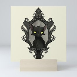 The Cats of Ulthar Mini Art Print