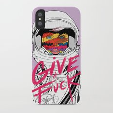 Give a Fuck iPhone X Slim Case