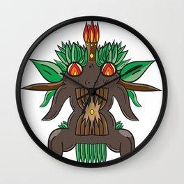 SEEDZ - MOLTANO Wall Clock