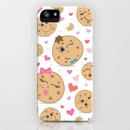 Cookie Love iPhone Case