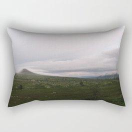 Misty Mount Städjan Rectangular Pillow
