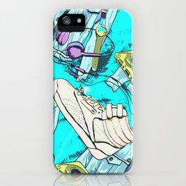 Rockin 80s iPhone Case