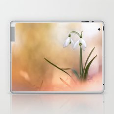 The very breath of spring Laptop & iPad Skin