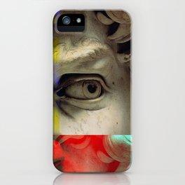RY Statue iPhone Case