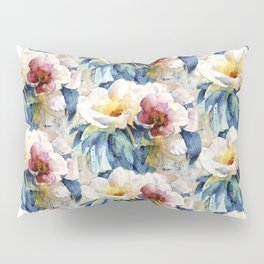 in jungle water color Pillow Sham