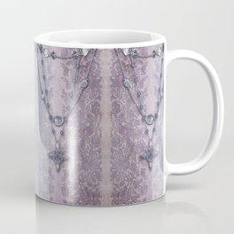 ABIGAIL'S LACE: MAUVE and MORE Coffee Mug