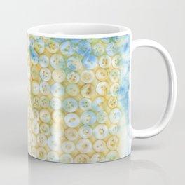 Buttons  - JUSTART ©, digital art Coffee Mug