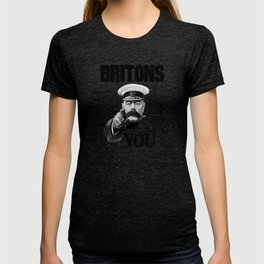 Britons Your Country Needs You - Lord Kitchener T-shirt