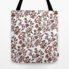 Pointy and Pretty Tote Bag