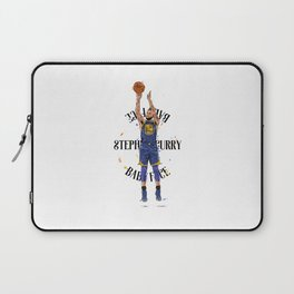 Stephen «Babyface» Curry Laptop Sleeve