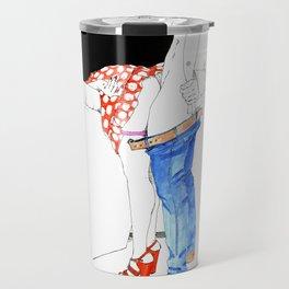 Nudegrafia - 006 fetish Travel Mug