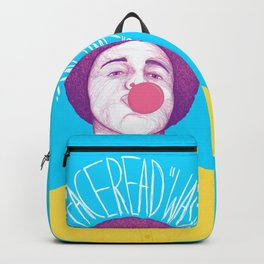 Does My Face Read Waste My Time Backpack