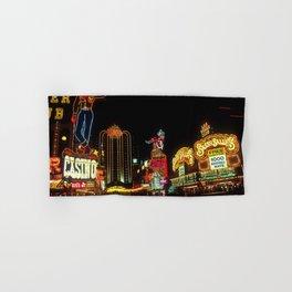 Las Vegas Nevada Hand & Bath Towel