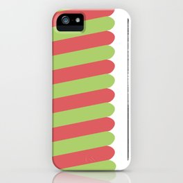 Twister - 90s Ice Cream Collection iPhone Case