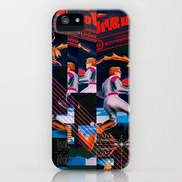 3D World Runner iPhone Case