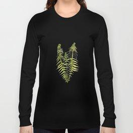 Fougères naissantes Long Sleeve T-shirt