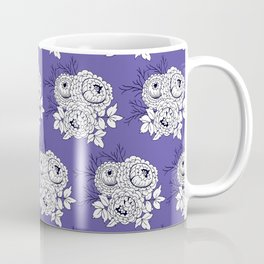 Rose bouquets floral pattern Coffee Mug