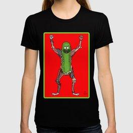 Pickle Rick Fan Art T-shirt