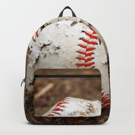 Old Baseball Backpack